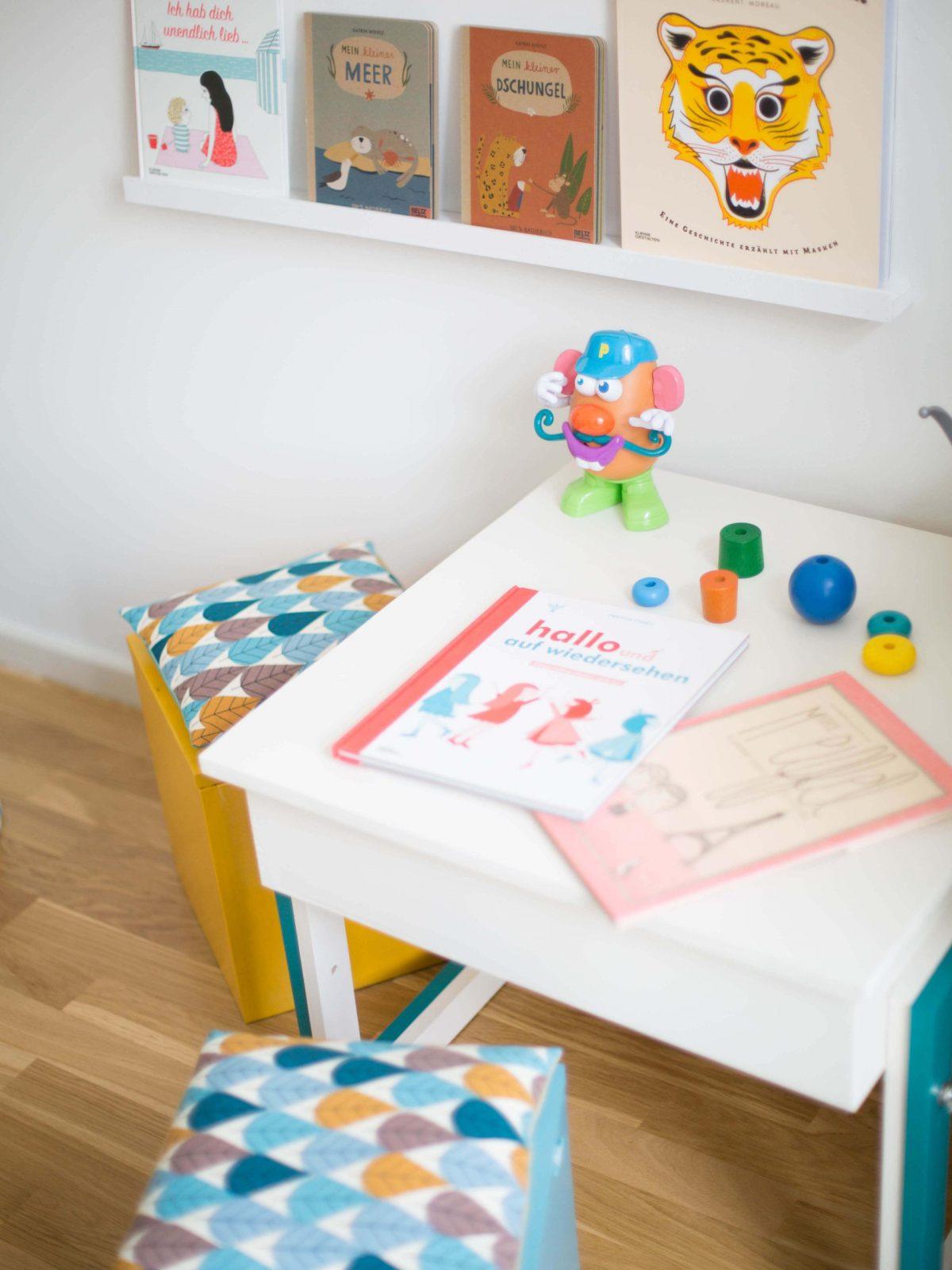 Kinderzimmer Makeover mit DaWanda