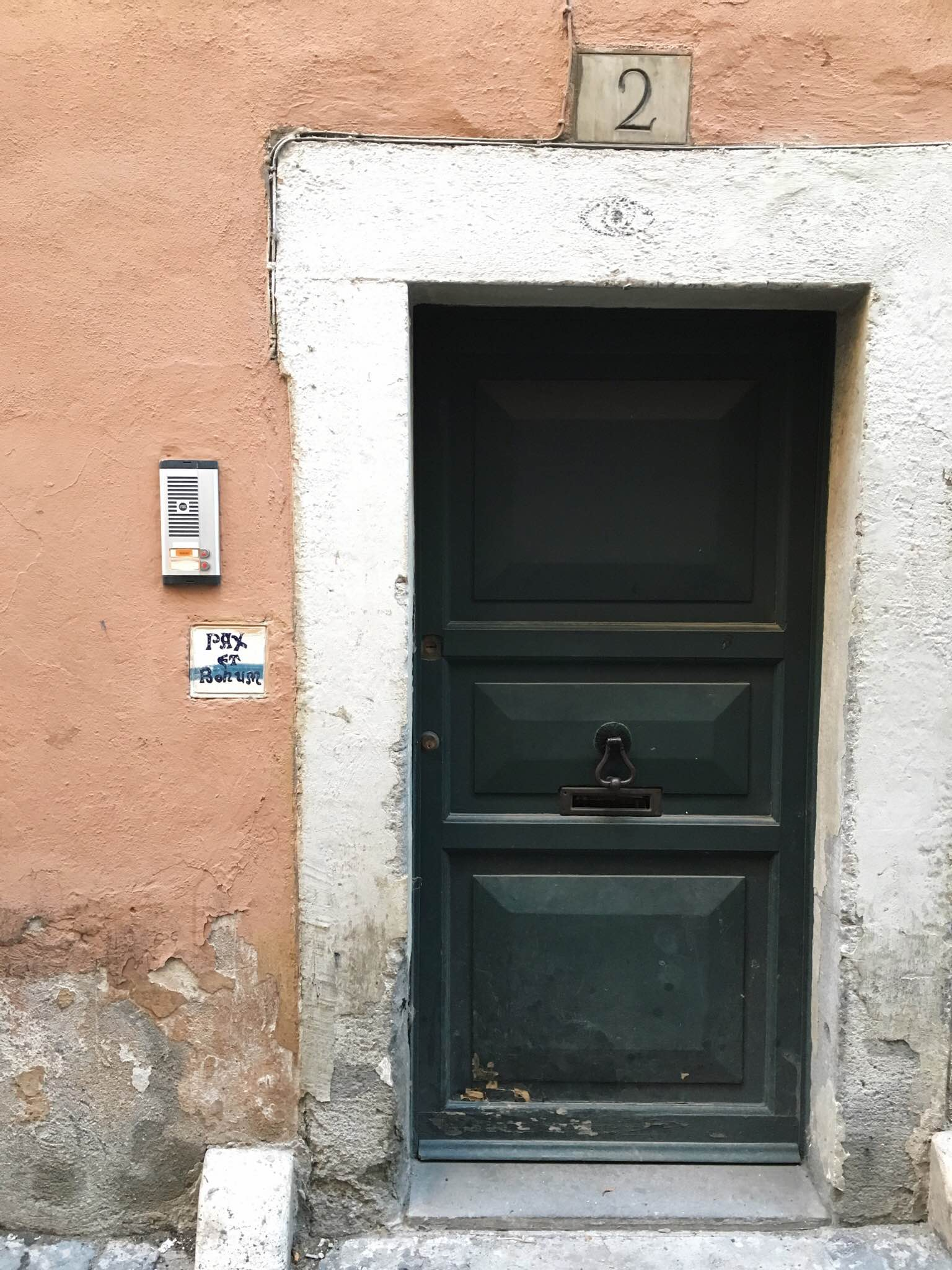 Airbnb Trastevere Appartement Rom