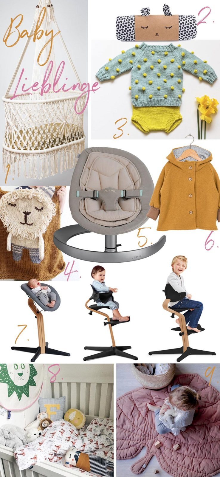 Pinterest Baby Lieblingsprodukte | Pinspiration