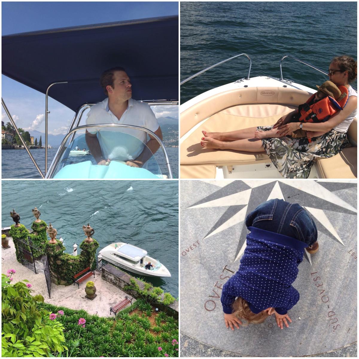 Familienurlaub an verwunschenen Orten am Comer See