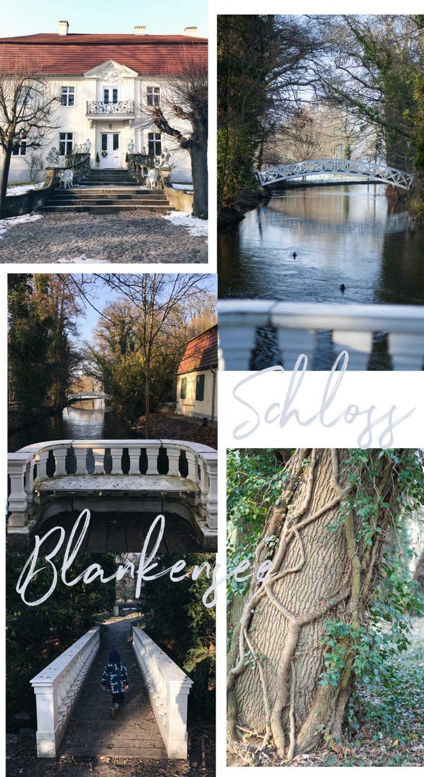 Flaeming Brandenburg Schloss Blankensee / Pinspiration