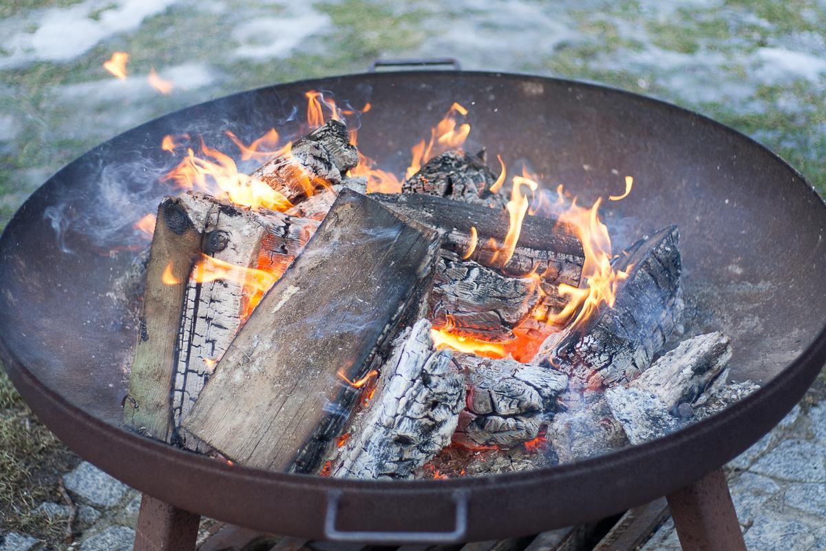 Gasthof zur Linde Feuerschale | Pinspiration