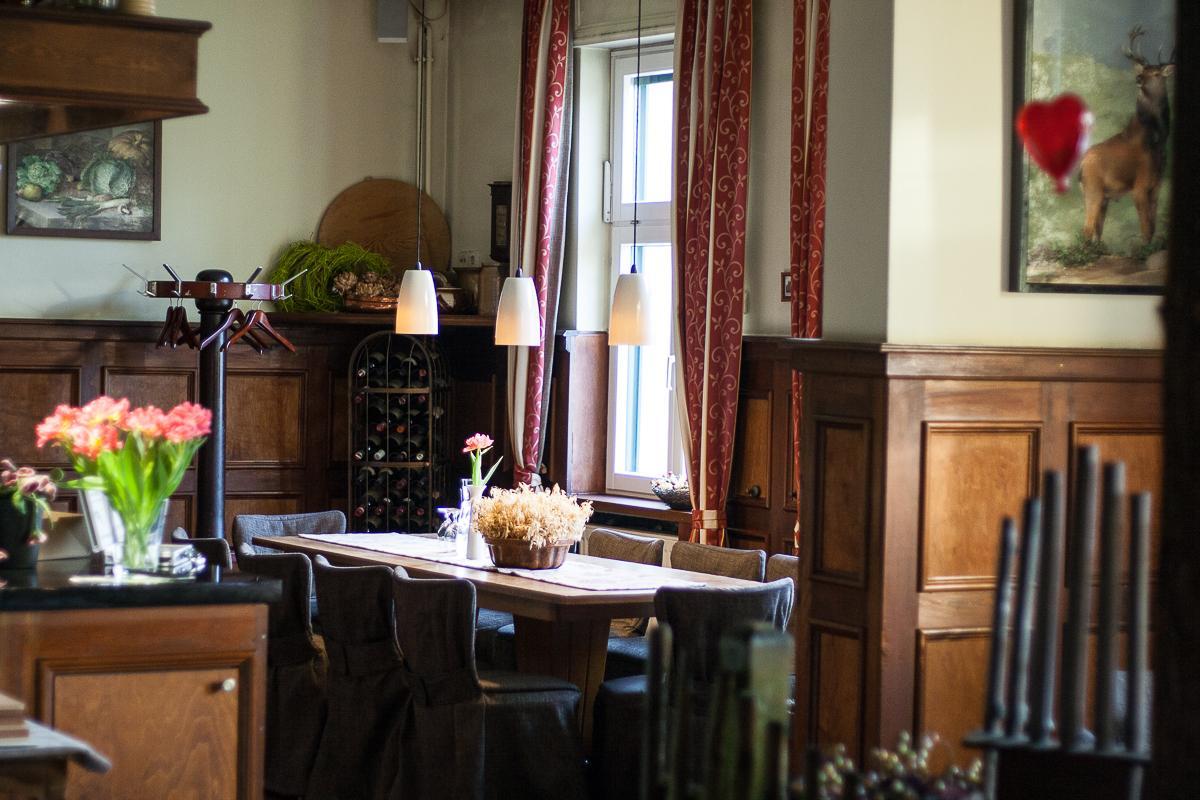 Gasthof zur Linde Wildenbruch Flaeming Restaurant | Pinspiration