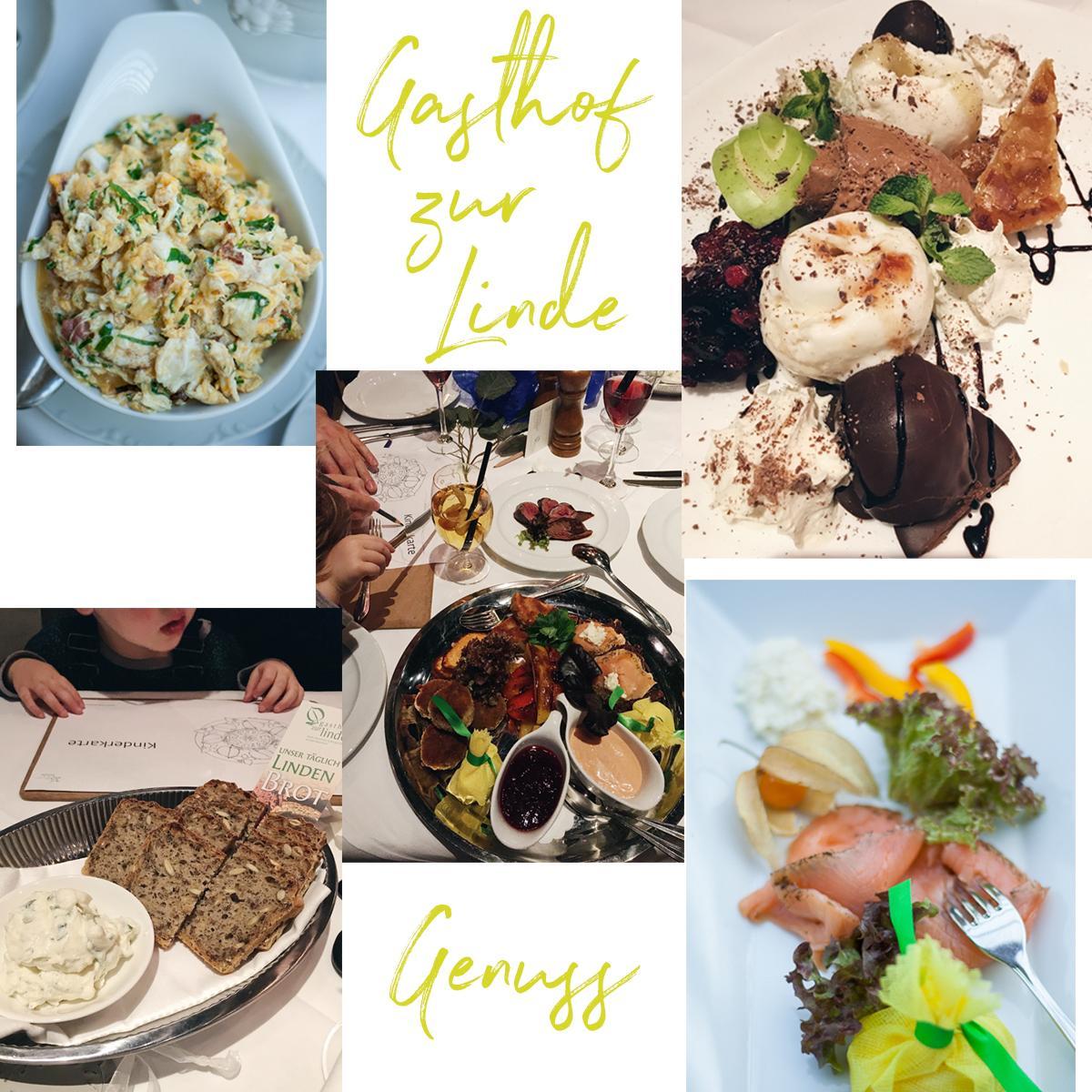 Gasthof zur Linde Wildenbruch Flaeming Restaurant Essen | Pinspiration