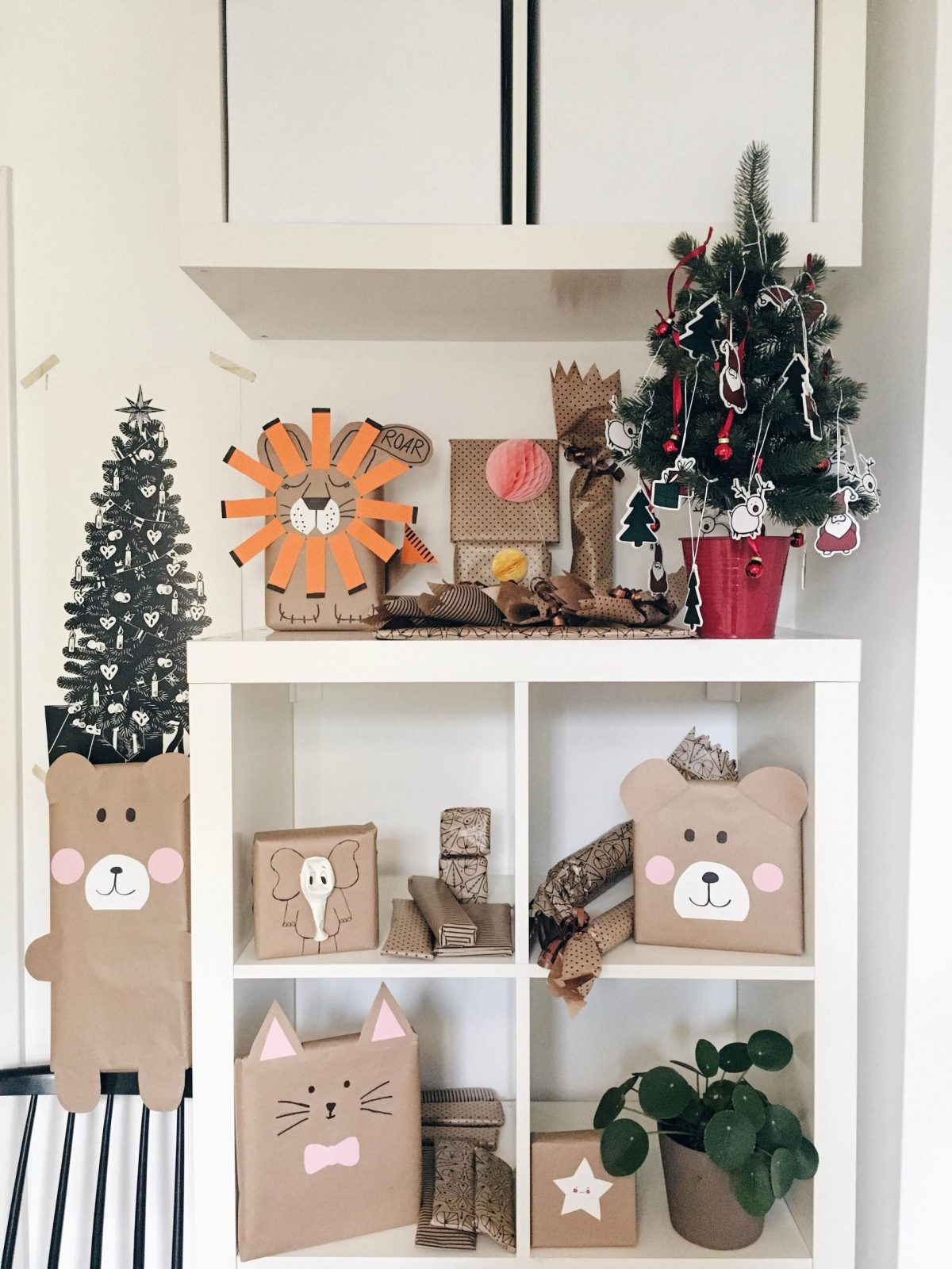 ikea hack adventskalender pinterest geschenkverpackung. Black Bedroom Furniture Sets. Home Design Ideas
