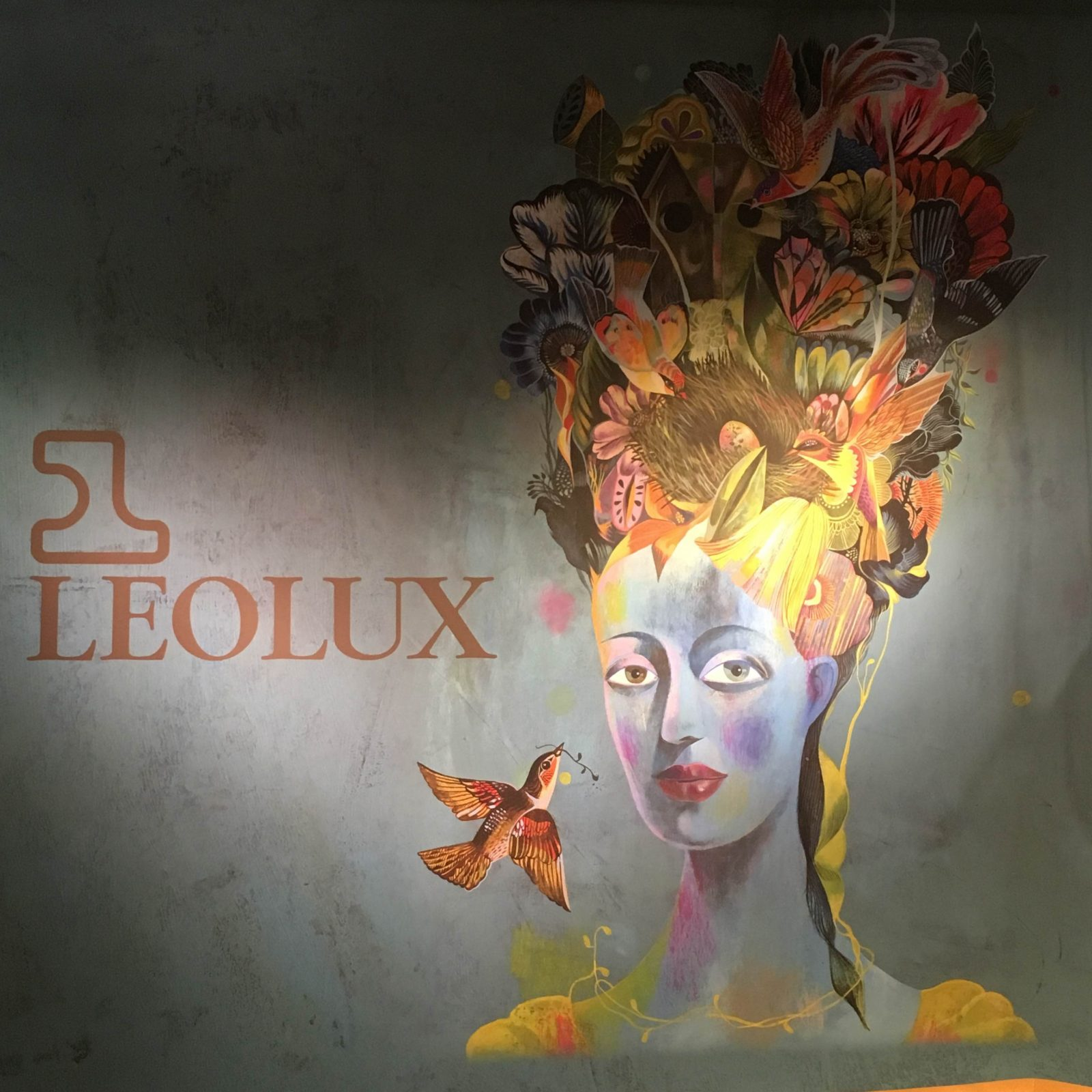 IMM 2016 Trendreport: Leolux