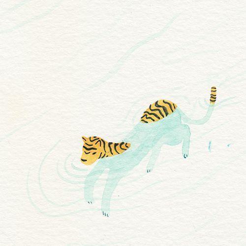 Tierisches Kinderzimmer: Lieblingstiger- und Löwen | Pinspiration