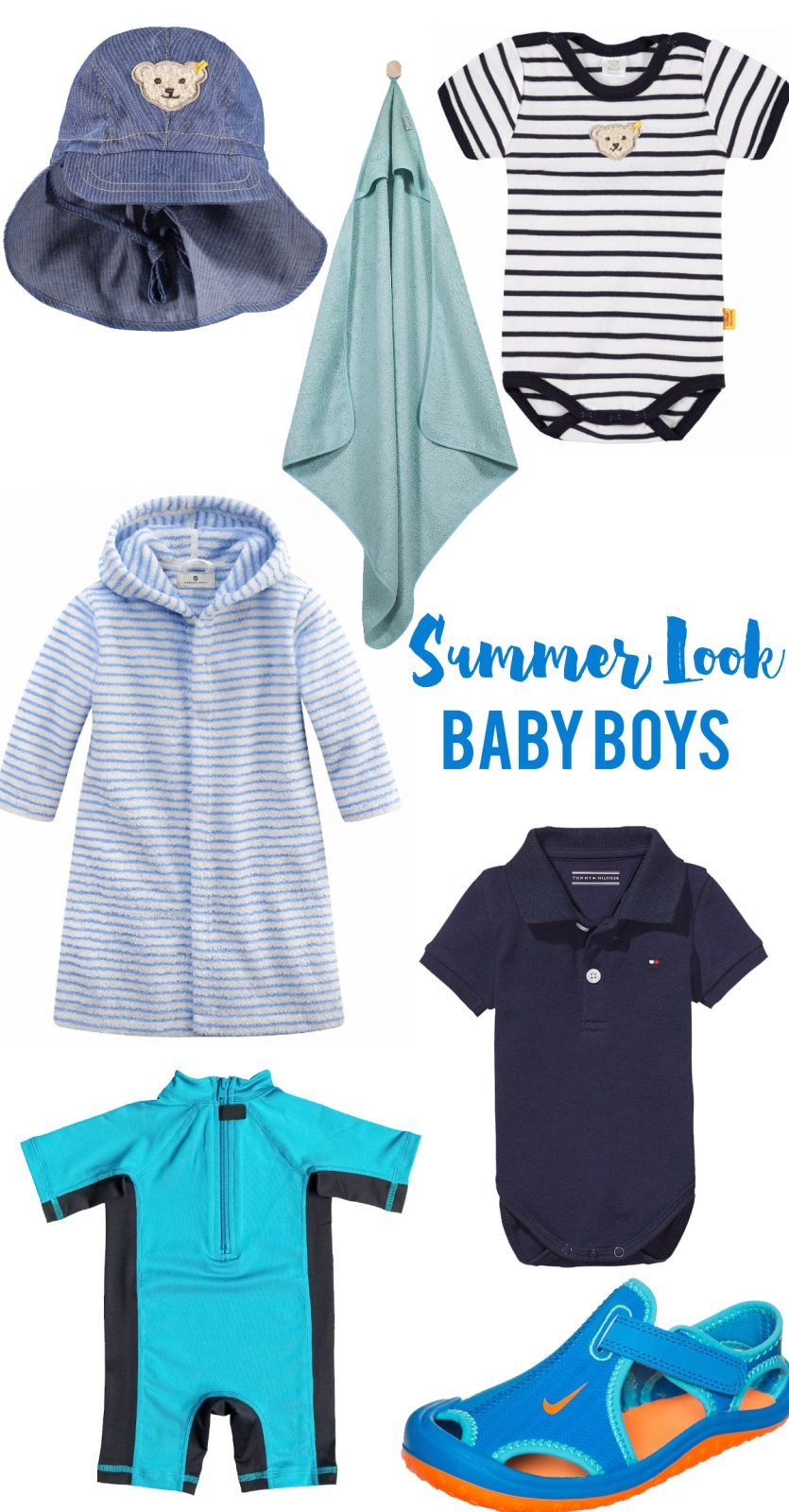 Otto Sommer Outfits Summer Look Baby Boys