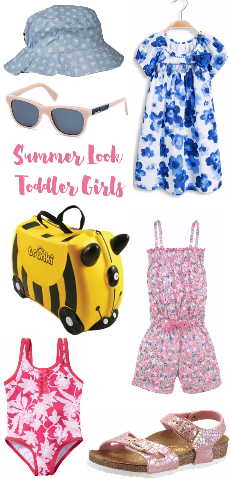 Otto Sommer Outfits Summer Look Toddler Girls