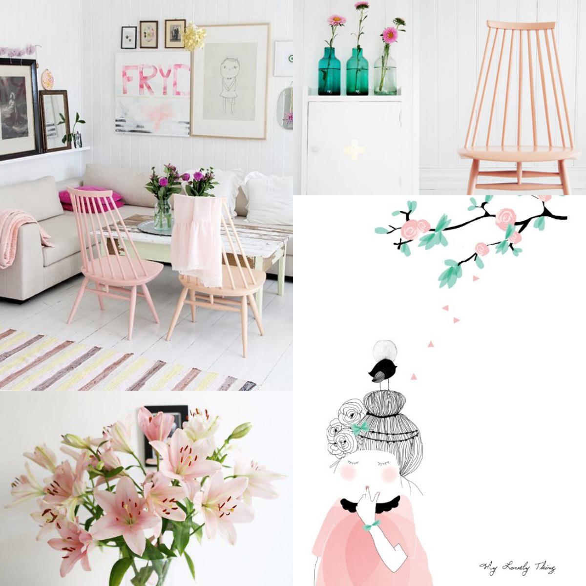 Wohnzimmer pastell raum und m beldesign inspiration for Wohnzimmer pastell