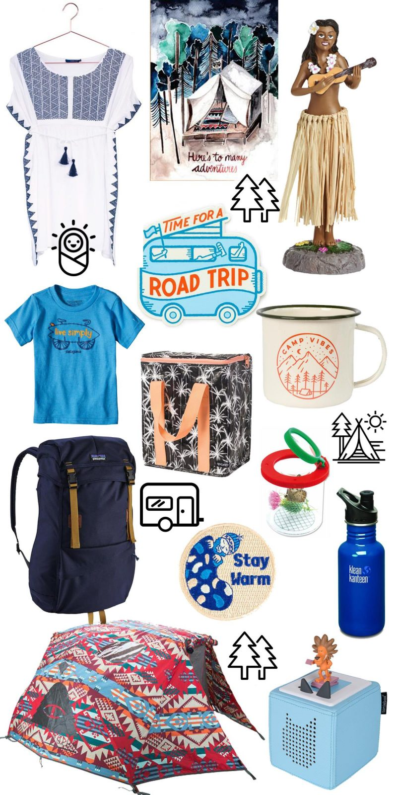 Pinspiration Caravan Tour Collage