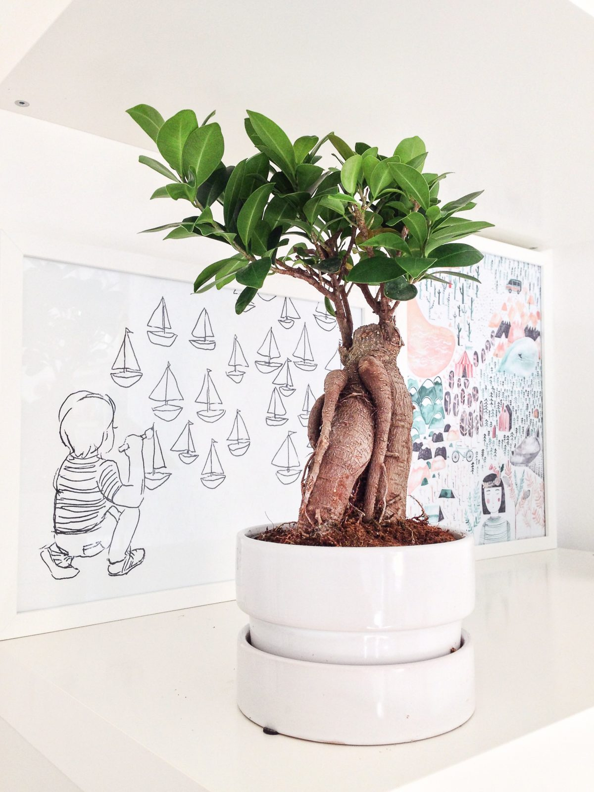 Pinspiration Kinderzimmer IKEA Bonsai