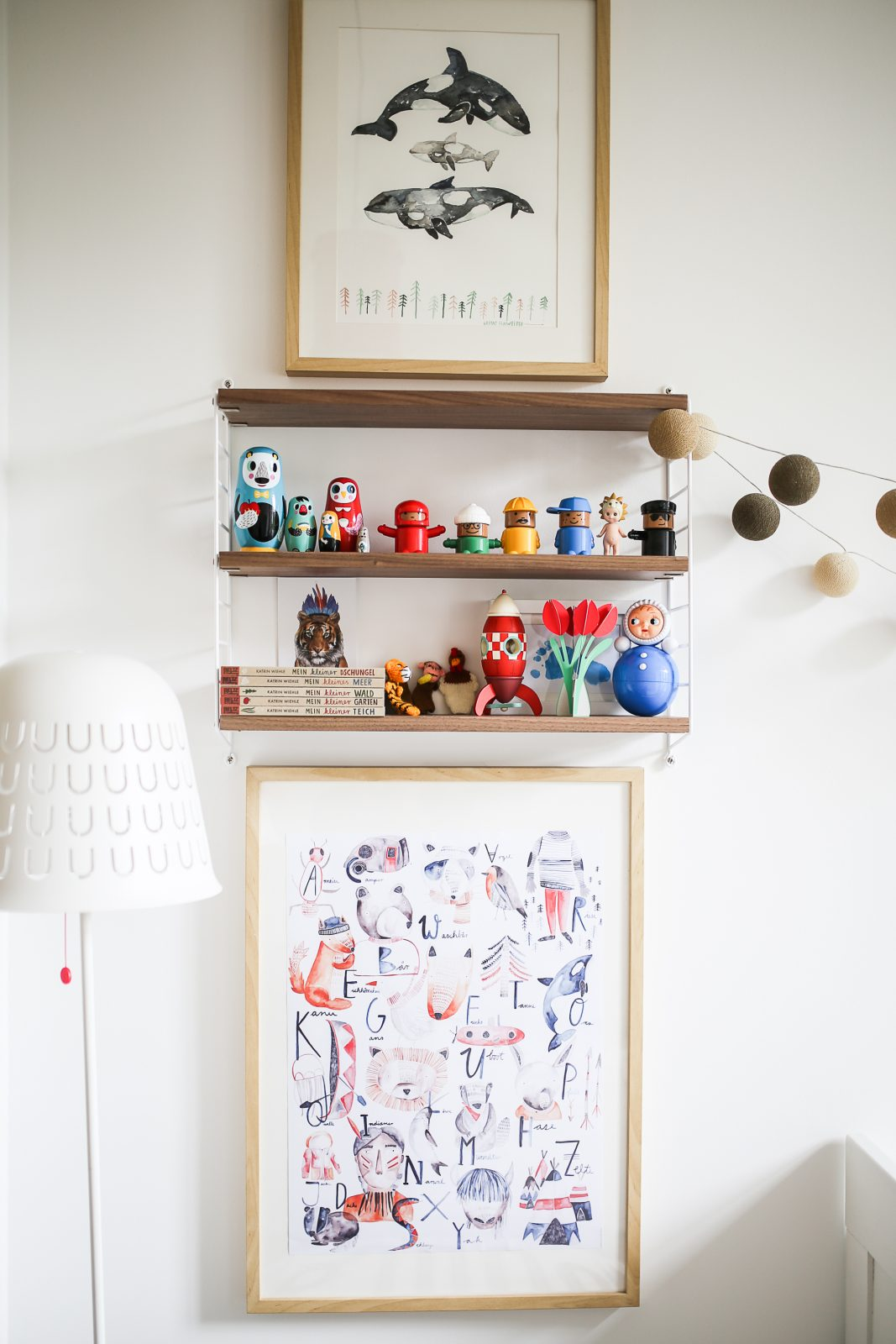 Pinspiration Kinderzimmer String Pocket IKEA PS