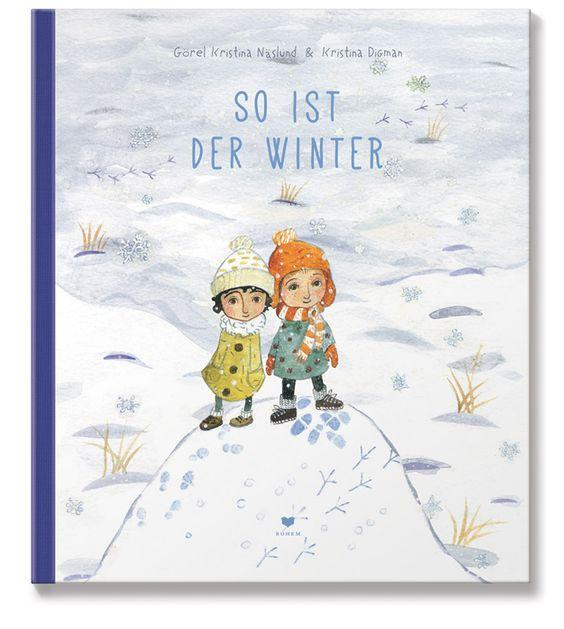 So ist der Winter Kinderbuch Bohem Verlag