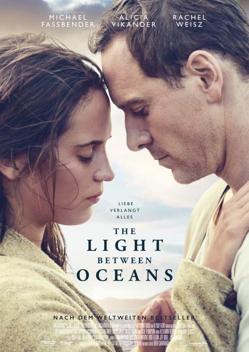 Pinspiration Kino VERLOSUNG: The Light Between Oceans