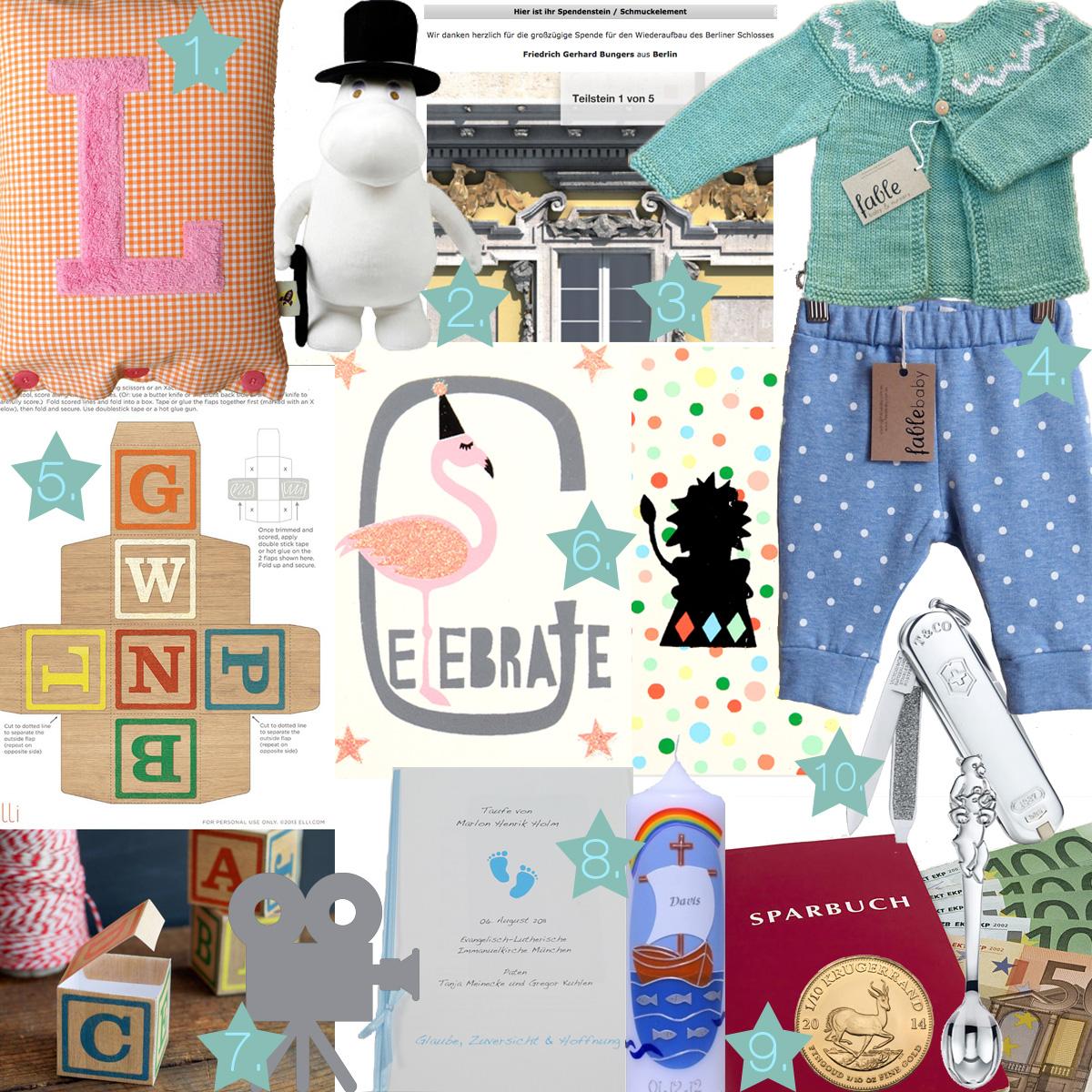 Taufplanung mit pinterest und geschenkideen pinspiration - Pinterest geschenkideen ...