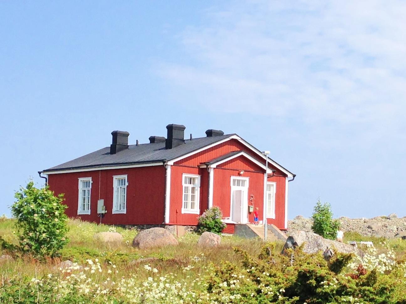 Utoe-Midsommar-Haus