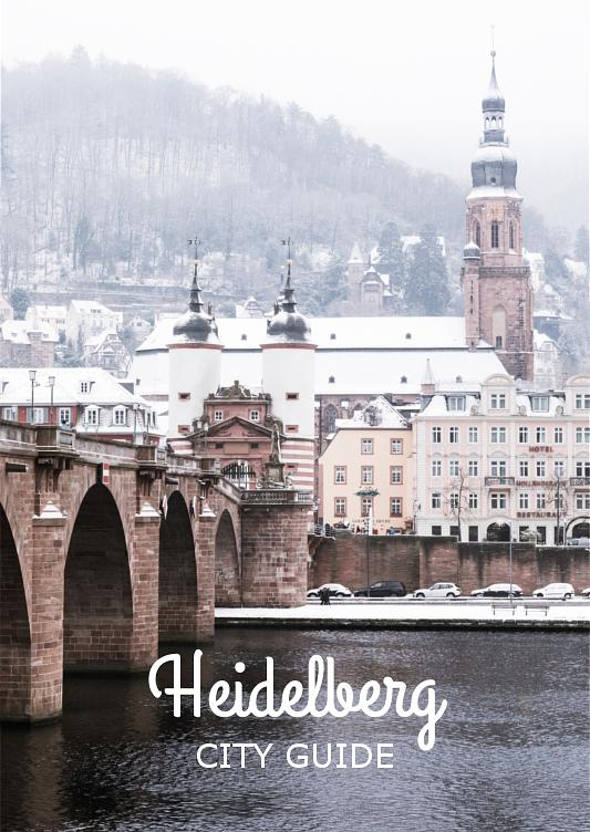 Heidelberg City Guide Nicest things auf Pinspiration