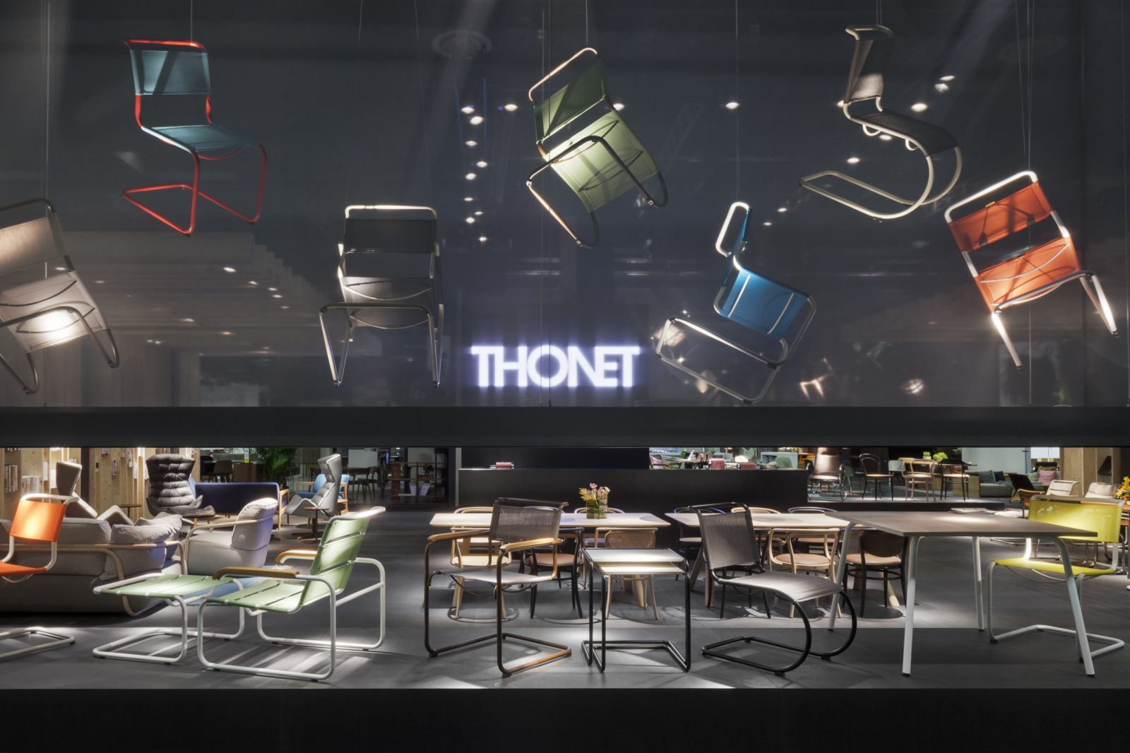 IMM 2016 Trendreport: Thonet