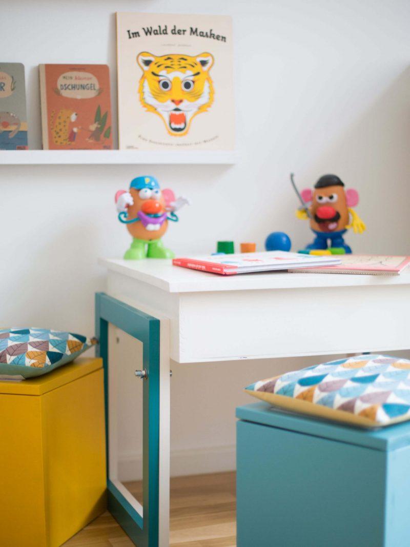 Pinspiration Kinderzimmer Makeover mit DaWanda