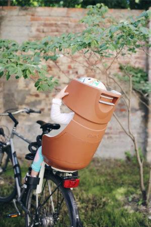 Mit unserem Bobike Fahrrad-Sicherheitssitz sicher und bequem unterwegs sein | Pinspiration.de
