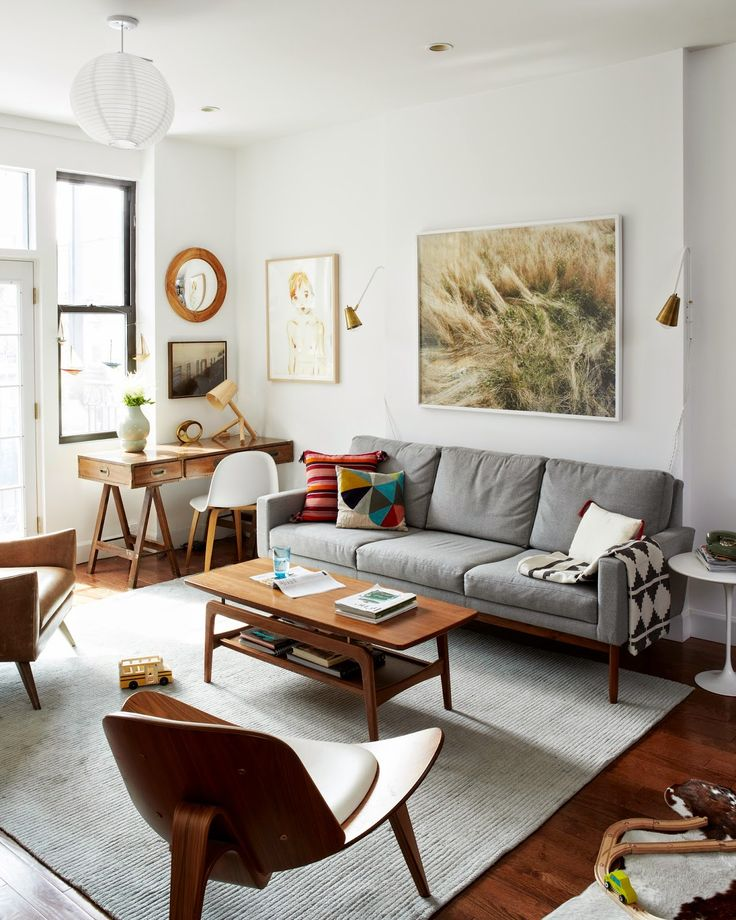 Pinterest Pinner Interview: A cup of Jo Brooklyn Appartment