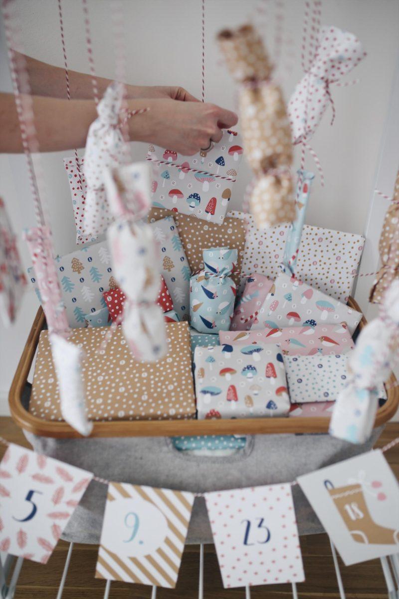 Die schönsten Adventskalender und Geschenkideen für Babys und Kleinkinder & VERLOSUNG | Pinspiration.de