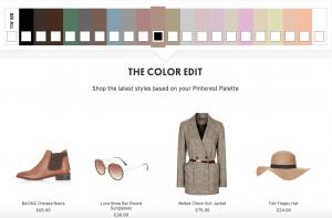 Topshop Pinterest Color Palette Shoppingtipps