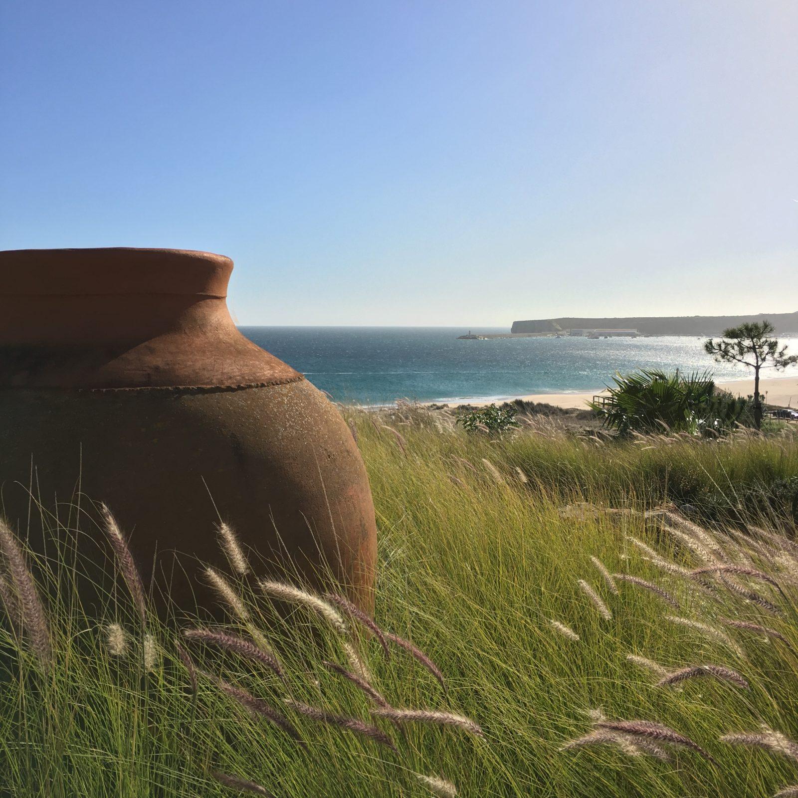 Martinhal Family Beach Resort Sagres Blick aufs Meer