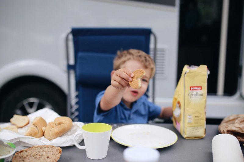 Hallo Abenteuer! Unser erster Caravan-Roadtrip mit Baby und Kleinkind Teil 1 | Pinspiration