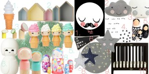 Collage Kinderzimmer Inspiration mit Scetchinc