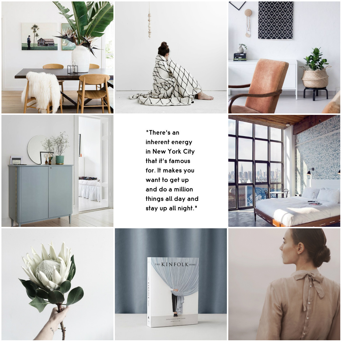 Collage Nr. 2 Pinterest Pinner Interview 23qm Stil