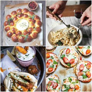 Collage Pinspiration Food Ann.Meer