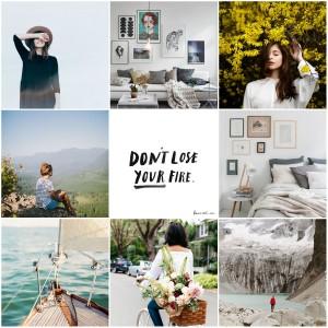 Collage Pinterest Pinner Interview Ann.Meer