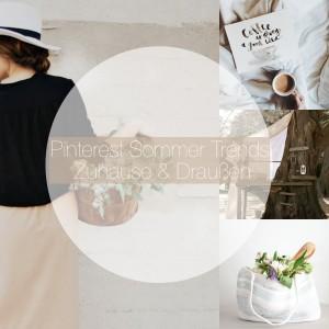 Collage Teaser Pinspiration Sommer Trends