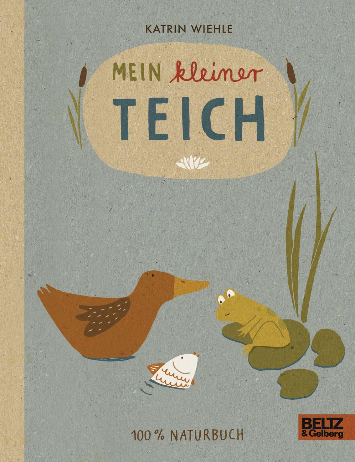 Cover Mein kleiner Teich Beltz