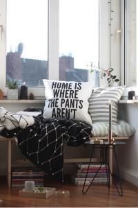 Pinterest Pinner Interview mit Antonia von Craftifair, hier ihr Lieblingsplatz am Fenster