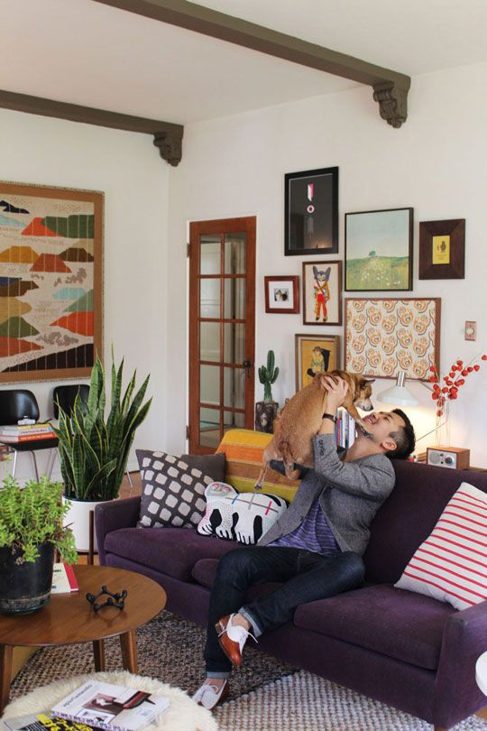 Pinterest Pinner Interview: Dabito's Modern Meets Classic Mix