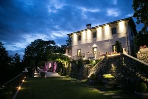 Traumhochzeit in der Villa Calchi Calco Superiore