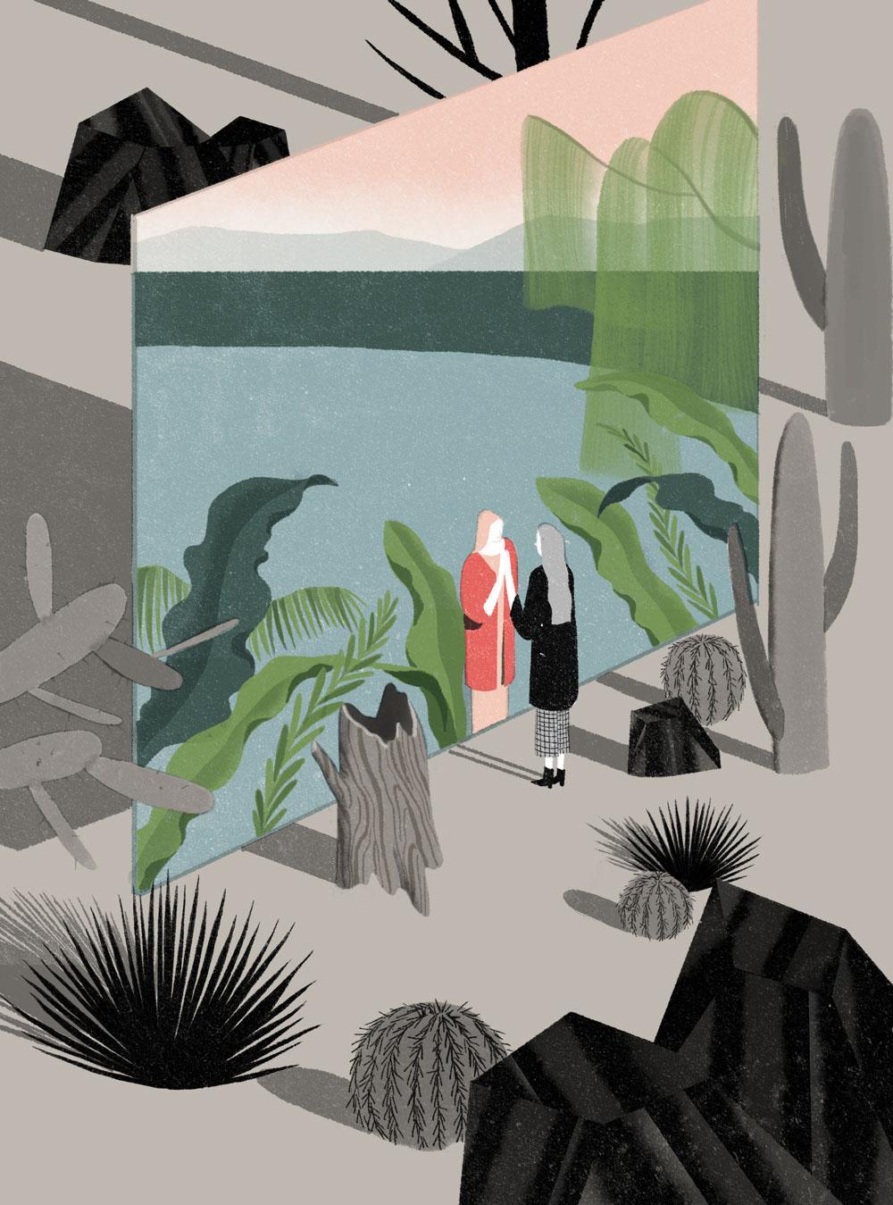Pinterest Pinner Interview No. 11/16: Sara von Brown Paper Bag forgive ourselves Jun Cen Kunst | Pinspiration
