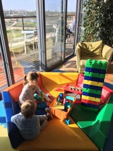 Martinhal Family Beach Resort Sagres Restaurant Spielecke
