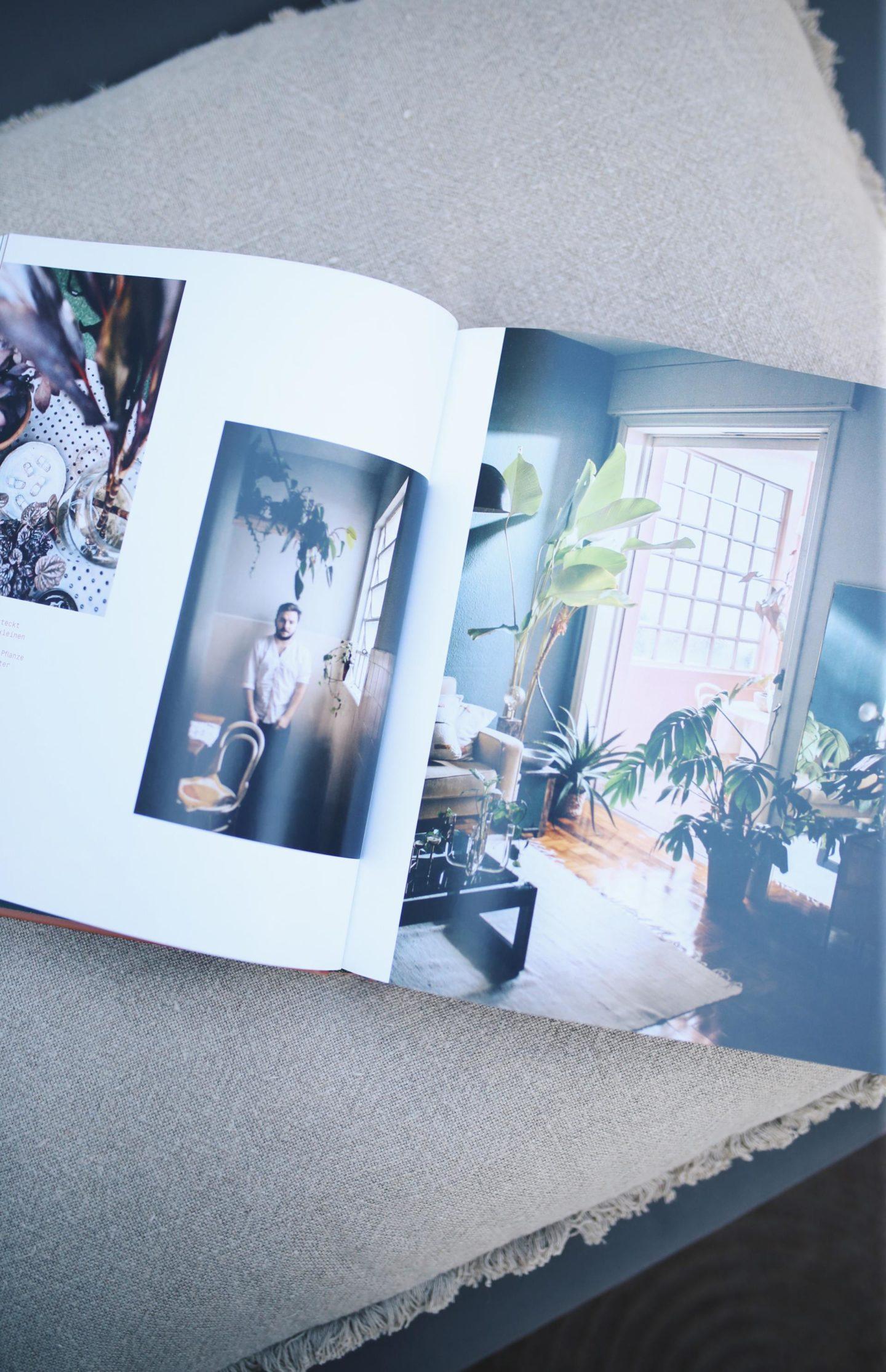 Werbung. Himmel ist das lecker! Unser Lieblingsplatz auf unserer Terrasse & das Rezept für eine moderne Charcuterie-Platte. Der Pinterest Trend 2021. Leselektüre: Plant Tribe - vom glücklichen Leben mit Pflanzen vin Judith de Graaff und Igor Josifovic.