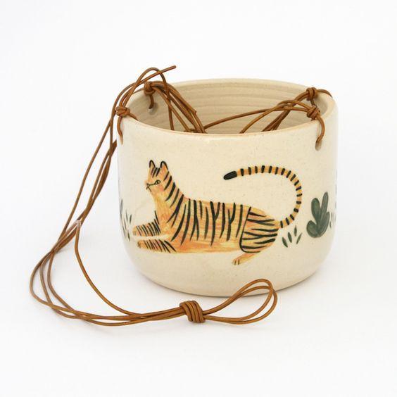 Pinterest Pinner Interview No. 11/16: Sara von Brown Paper Bag Keep Company Keramik | Pinspiration
