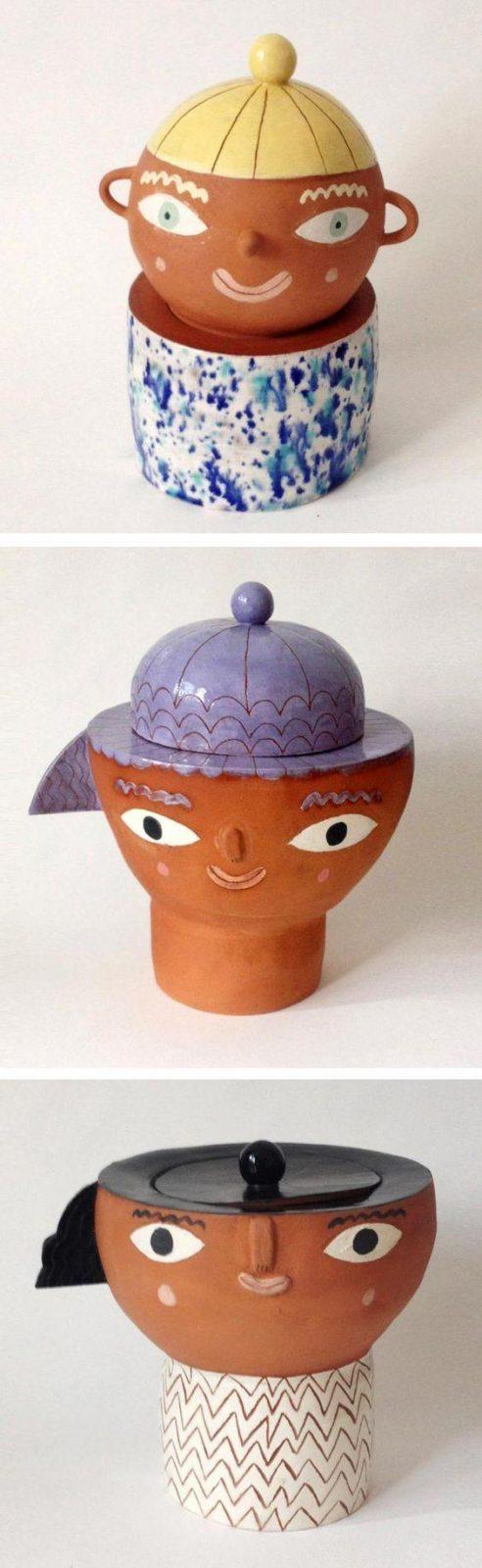 Pinterest Pinner Interview No. 11/16: Sara von Brown Paper Bag Laura Bird's haired jars | Pinspiration