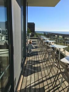 Martinhal Family Beach Resort Sagres Fruehstuecksterasse