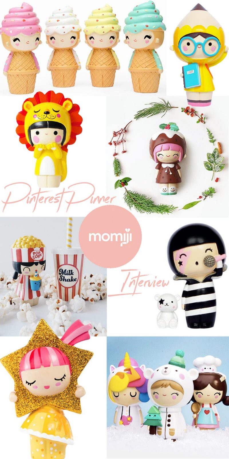 Pinterest Pinner Interview No.10/16: Claire von Momiji | Pinspiration