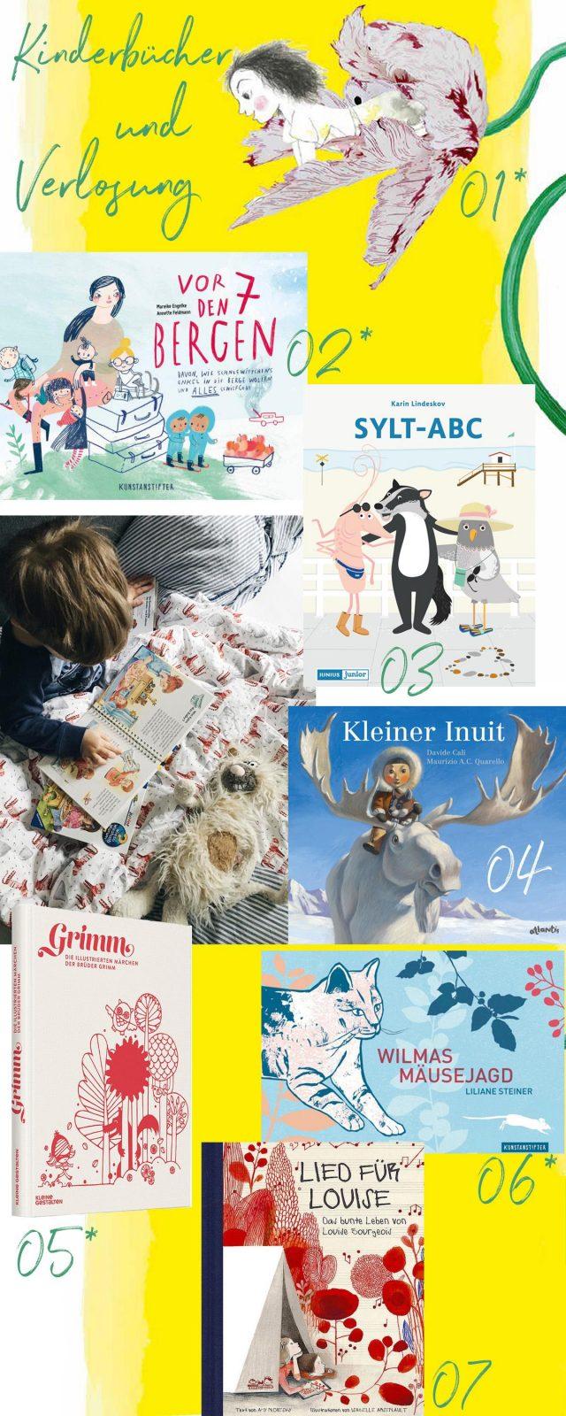 Verlosung: Die schönsten Pinterest Kinderbücher für Kleinkinder | Pinspiration