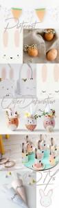 Pinterest Oster Dekoration und DIYs