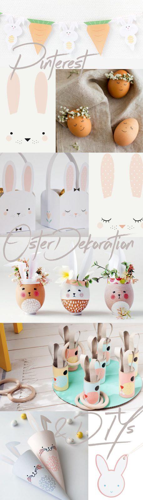 Pinterest Oster-Dekoration und DIYs