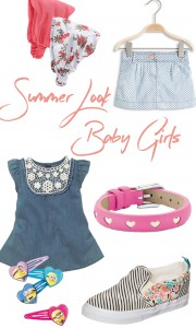 Otto Summer Looks Baby Girls